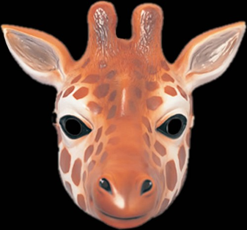 Childs Giraffe, PVC