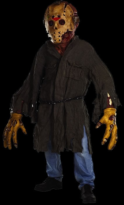 Jason Creature Reacher Costume