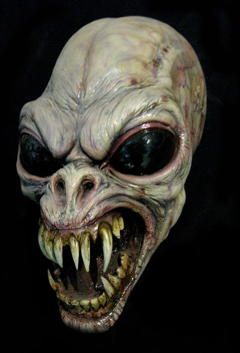 Chupacabra Halloween Mask