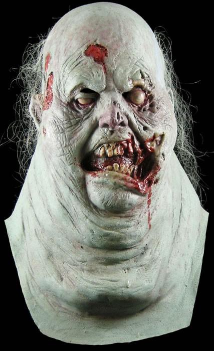 Fat Zombie Halloween Mask