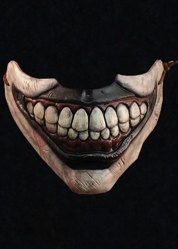 American Horror Story Twisty Mouth