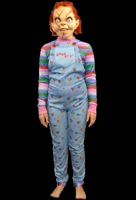 bd5e3749 Childs Play 2 Childrens Chucky Costume Halloween Mask