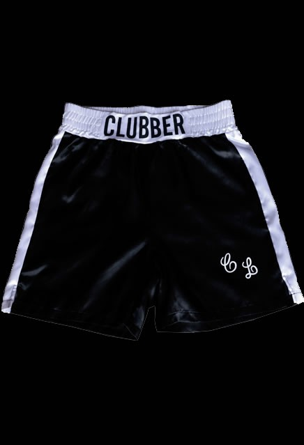 Rocky Iii Clubber Lang Boxing Trunks