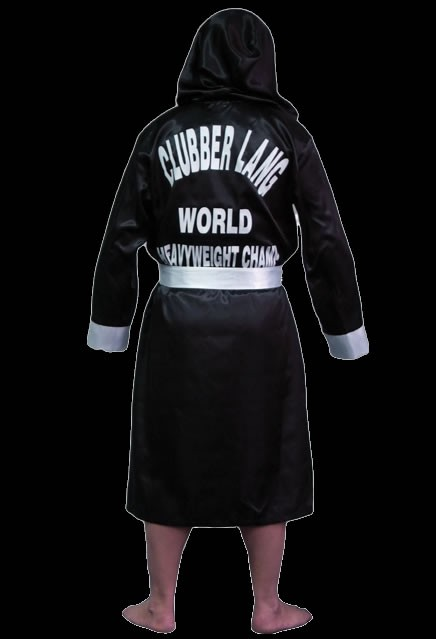 Rocky III Clubber Lang Robe