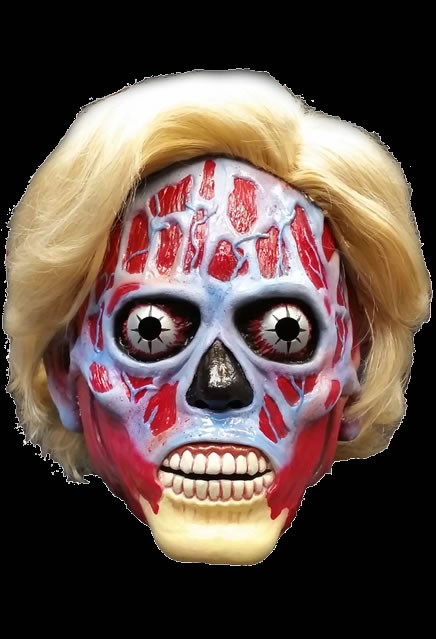 They Live Hillary Clinton