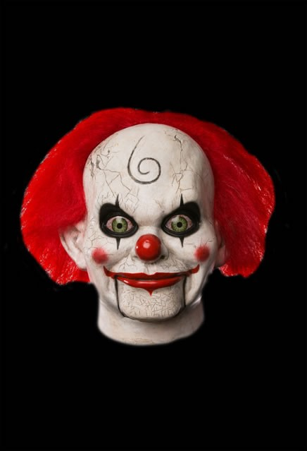 Dead Silence Mary Shaw Scary Closet Clown