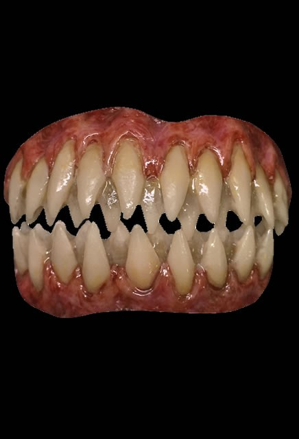 Souleater Teeth
