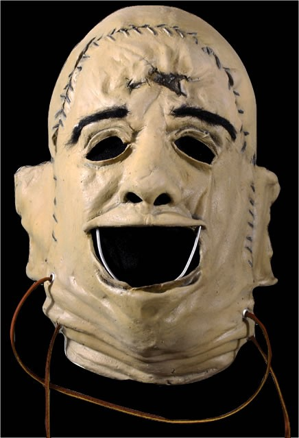 Texas Chainsaw Massacre Leatherface Face Mask