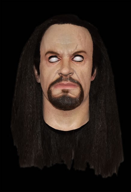 WWE Undertaker Mask